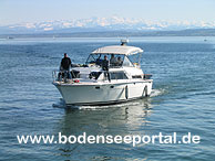 Bodensee Motorboot Charter